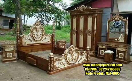Kamar Set Adinda-MJA-0005-Mebel Jepara Asli
