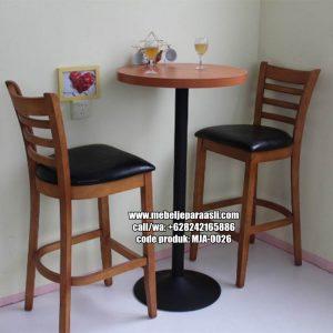 Meja Kursi Cafe Terbaru
