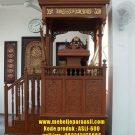 Mimbar Masjid Ukir Jepara