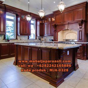 Kitchen Set Minimalis Mewah Jepara