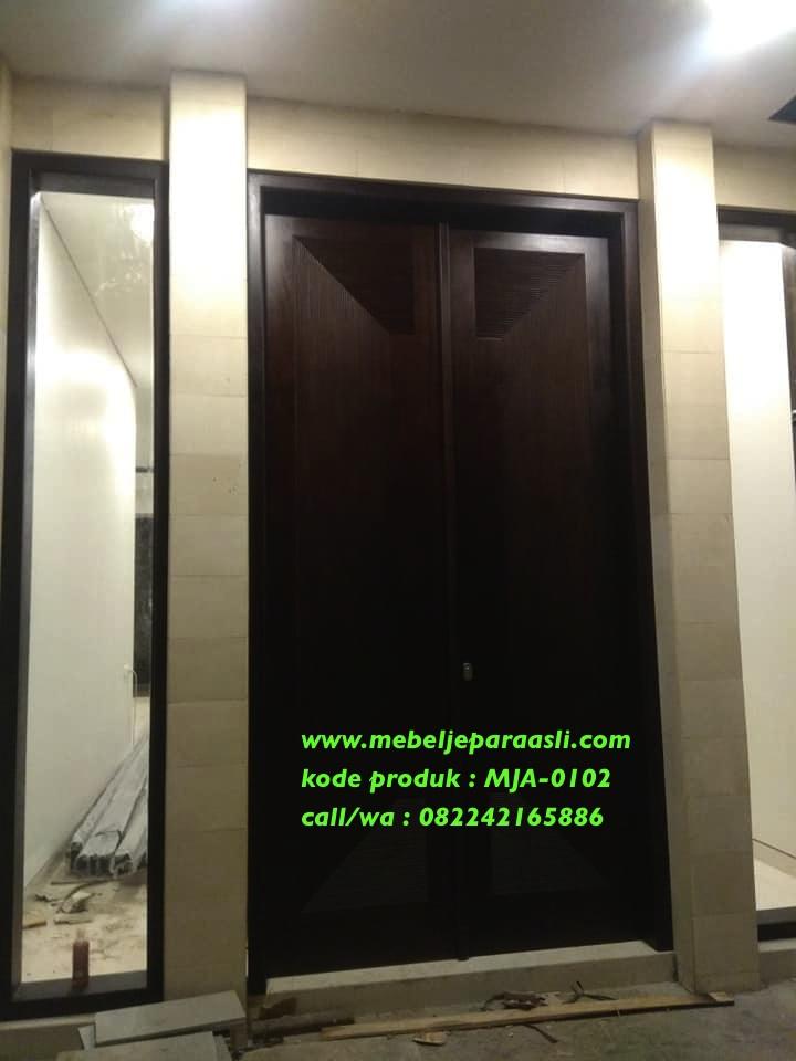 Pintu Jati Minimalis,pintu utama minimalis,pintu utama kayu jati,pintu utama minimalis,pintu kayu jati,pintu jati model minimalis,pintu rumah model minimalis