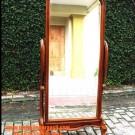 Cermin Hias Jati