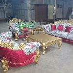 Sofa Tamu Mewah Terbaru