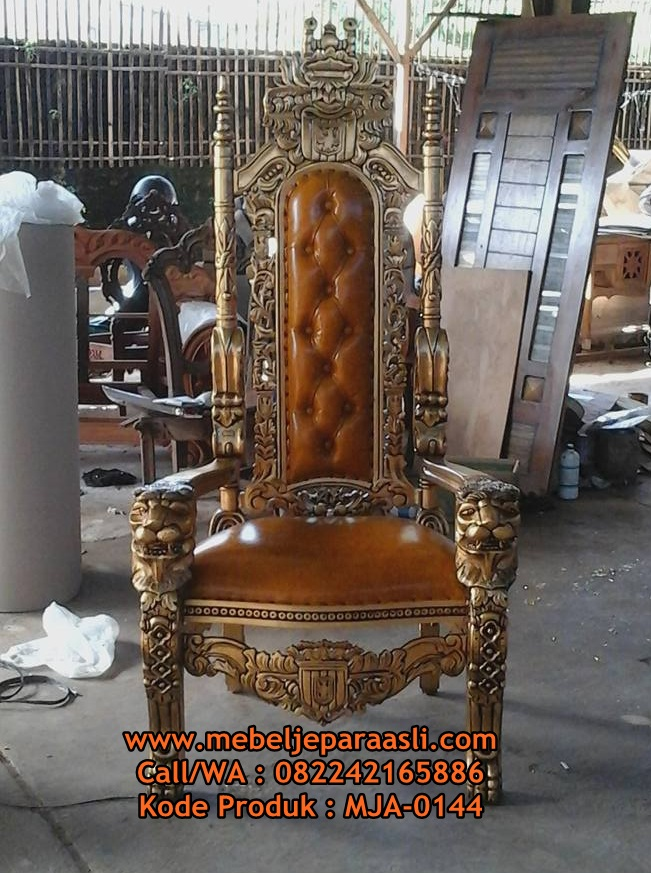Kursi Raja Jepara-MJA-0144-Mebel Jepara Asli